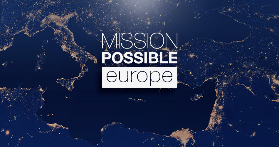 Mission Possible Europe: October 19-22 2016
