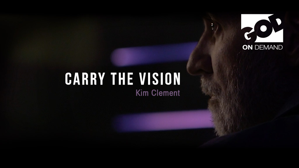 Carry the Vision - Introduction by Wendy Alec