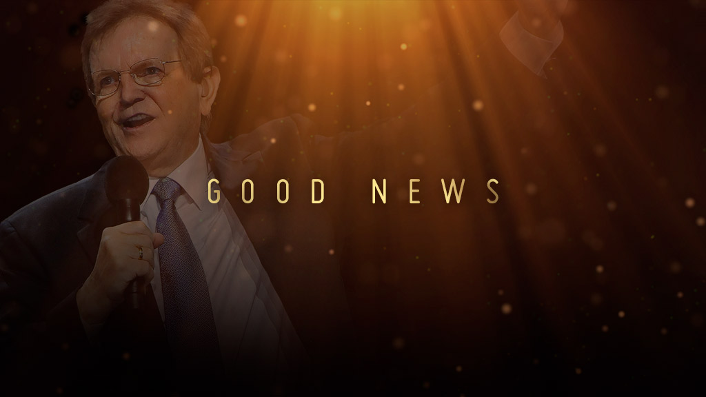 New and exclusive on GOD TV with Reinhard Bonnke and Daniel Kolenda.