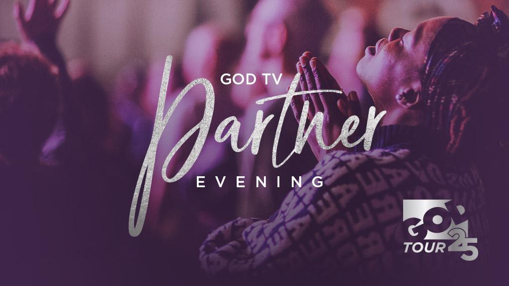 GOD TV Partner Evening